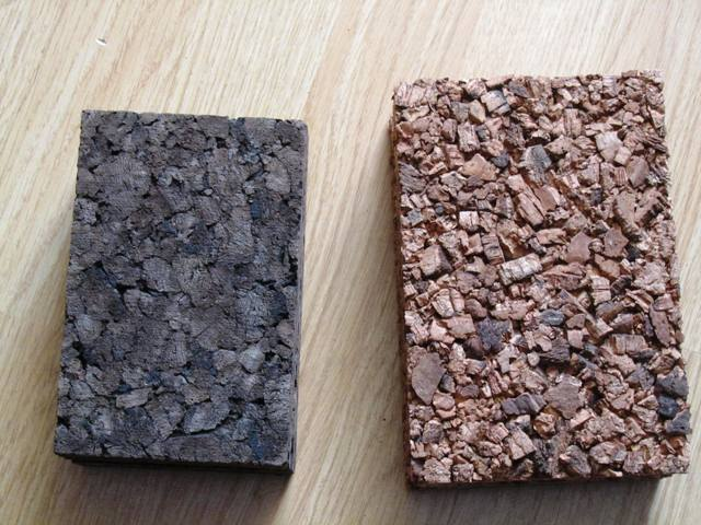 cork board insulation