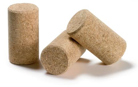 micro-agglomerated corks