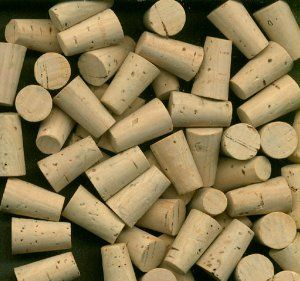 tapered-corks