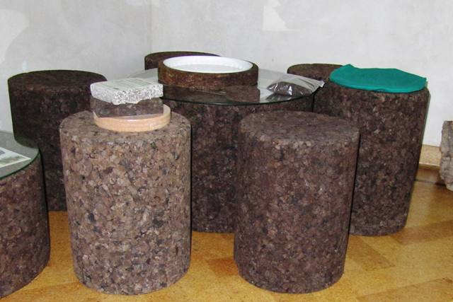 expanded-cork-stools