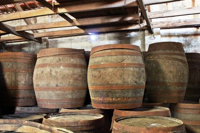 Used Red Wine Casks Barrels For Sale Corklink Cork