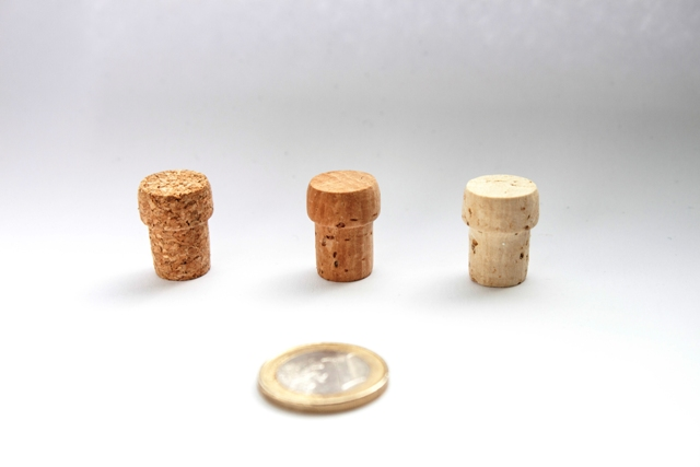 mini bar top conical corks